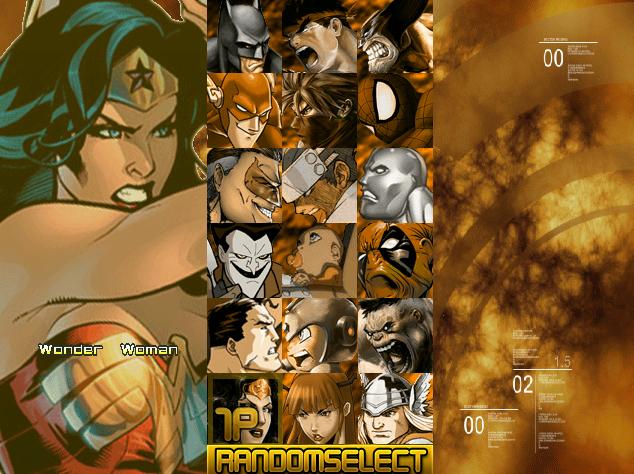 Marvel Capcom Ultimate Mugen Collection Megaupload 73